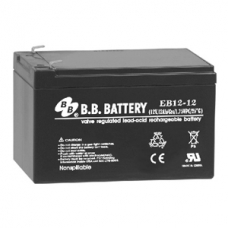 Аккумуляторные батареи B.B. Battery EB12-12, B.B. BATTERY EB12-12, Аккумуляторные батареи B.B. Battery EB12-12 фото, продажа в Украине