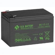 Аккумуляторная батарея B.B. BATTERY BС 12-12 FR, B.B. BATTERY BС 12-12 FR, Аккумуляторная батарея B.B. BATTERY BС 12-12 FR фото, продажа в Украине