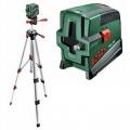 Лазерный нивелир со штативом  BOSCH PCL 20 SET купить, фото