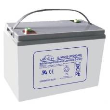 Аккумуляторная батарея LEOCH DJM 6-200, LEOCH DJM 6-200, Аккумуляторная батарея LEOCH DJM 6-200 фото, продажа в Украине