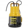 Погружной дренажный насос ELPUMPS CT 2274, ELPUMPS CT 2274, Погружной дренажный насос ELPUMPS CT 2274 фото, продажа в Украине