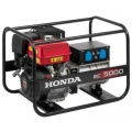 Бензиновый генератор HONDA EC5000K1 GVW купить, фото