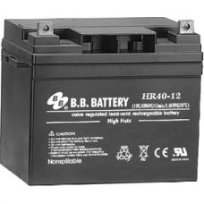 Аккумуляторные батареи B.B. Battery HR40-12S/B2, B.B. BATTERY HR40-12S/B2, Аккумуляторные батареи B.B. Battery HR40-12S/B2 фото, продажа в Украине