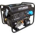 Бензиновый генератор HYUNDAI HHY 9000FE купить, фото
