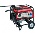 Бензиновый генератор HONDA EM4500CXS2 купить, фото