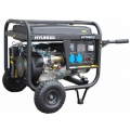 Бензиновый генератор HYUNDAI HY 9000LE купить, фото