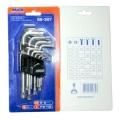 Набор торцевых шестигранных ключей MIOL 56-396 купить, фото