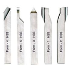 Токарные резцы из кобальтовой быстрорежущей стали PROXXON для PD 230/E 24530, PROXXON для PD 230/E 24530, Токарные резцы из кобальтовой быстрорежущей стали PROXXON для PD 230/E 24530 фото, продажа в Украине