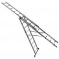 Универсальная лестница SADKO 3x9, SADKO 3x9, Универсальная лестница SADKO 3x9 фото, продажа в Украине