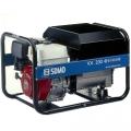 Сварочный генератор SDMO VX 200/4 H-S купить, фото