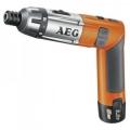 AEG SE3.6LI (Аккумуляторный шуруповерт AEG SE3.6LI)