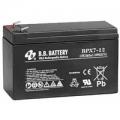 B.B. BATTERY BPX7-12/T100 (Акумуляторні б Атар BB Battery BPX7-12 / T100)