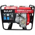 Бензиновый генератор БУЛАТ BT7500CLE купить, фото
