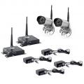 Комплект беспроводных камер WAVETECH CR – 21 x 2 KIT, WAVETECH CR – 21 x 2 KIT, Комплект беспроводных камер WAVETECH CR – 21 x 2 KIT фото, продажа в Украине