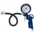 Пневматический пистолет для накачивания колес с манометром FORTE купить, фото