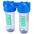 Фильтр для воды НАСОСЫ ПЛЮС ОБОРУДОВАНИЕ 2FE-10-3/4+PP+CTO купить, фото