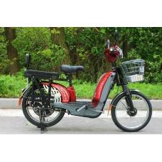 Электровелосипед Заря Силач (450W-60V) синий, красный , Заря Силач , Электровелосипед Заря Силач (450W-60V) синий, красный  фото, продажа в Украине