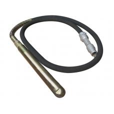 Гибкий вал с булавой 4м*50мм для вибратора Honker ZN-G, Гибкий вал с булавой 4м*50мм, Гибкий вал с булавой 4м*50мм для вибратора Honker ZN-G фото, продажа в Украине