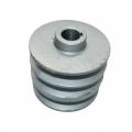 Шкив трехручейковый WEIMA (под коленвал 20mm) 168F (Шків трехручейковий WEIMA (під колінвал 20mm) 168F)