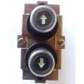 Кнопка управления для тельфера 1000/500 кг, Кнопка управления для тельфера 1000/500 кг, Кнопка управления для тельфера 1000/500 кг фото, продажа в Украине
