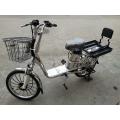 Партнер PRINCESS (Электровелосипед Партнер PRINCESS (48 В, 350 Вт, серый))