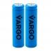 Аккумулятор 18650 Li-FePO4 VARGO 3,2V 1400mAh (111885), VARGO 3,2V 1400mAh (111885), Аккумулятор 18650 Li-FePO4 VARGO 3,2V 1400mAh (111885) фото, продажа в Украине