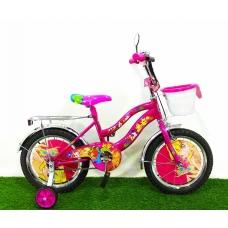 Детский велосипед Mustang Winx 12 с корзиной, Mustang Winx 12, Детский велосипед Mustang Winx 12 с корзиной фото, продажа в Украине