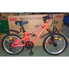 "Велосипед CROSSER Legion 26"" (оранжевый, серый), CROSSER Legion 26"", Велосипед CROSSER Legion 26"" (оранжевый, серый) фото, продажа в Украине"
