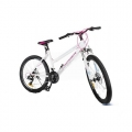 """Crosser Infinity 24""""  (Велосипед Crosser Infinity 24"""" горный, SHIMANO (рама 15, красный, серый, белый, черно-красный))"""
