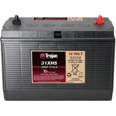 Тяговый свинцово-кислотный аккумулятор Trojan 31XHS (12В, 130 Ач), Trojan 31XHS (12В, 130 Ач), Тяговый свинцово-кислотный аккумулятор Trojan 31XHS (12В, 130 Ач) фото, продажа в Украине