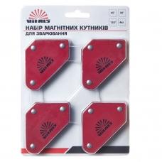 Набор магнитных угольников для сварки стрела Vitals WMS 4шт , Vitals WMS 4шт , Набор магнитных угольников для сварки стрела Vitals WMS 4шт  фото, продажа в Украине