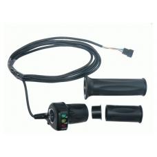 Ручка управления газом с индикатором заряда батареи (л+п) ATV-EQC , ATV-EQC , Ручка управления газом с индикатором заряда батареи (л+п) ATV-EQC  фото, продажа в Украине