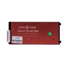 BMS плата LiFePO4 LogicPower 48V 16S Dis 80A Ch 40A, LogicPower 48V 16S Dis 80A Ch 40A, BMS плата LiFePO4 LogicPower 48V 16S Dis 80A Ch 40A фото, продажа в Украине