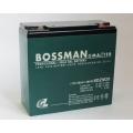 BOSSMAN 6-DZM20 E (Аккумулятор BOSSMAN 6-DZM20 E для электровелосипеда)