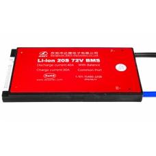 BMS плата Li-ion LogicPower 72V 20S Dis 40A Ch 30A, LogicPower 72V 20S Dis 40A Ch 30A, BMS плата Li-ion LogicPower 72V 20S Dis 40A Ch 30A фото, продажа в Украине