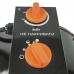 Тепловая электрическая пушка Дніпро-М 3-фазная 9кВт, Дніпро-М 3-фазная 9кВт, Тепловая электрическая пушка Дніпро-М 3-фазная 9кВт фото, продажа в Украине