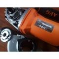 Угловая шлифовальная машина AEG WS 13-125 XE, AEG WS 13-125 XE, Угловая шлифовальная машина AEG WS 13-125 XE фото, продажа в Украине