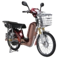 Benlin BLW-GG-48 (Електровелосипед акумуляторний Benlin BLW-GG-48 (48В 500Вт, червоний) )