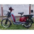 BLW-60 (Електровелосипед Instrade BLW-60(450W 60V/12AH, червоний, синій))