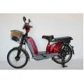 Instrade BLW-GG-48 (Електровелосипед Instrade BLW-GG-48 (AGM, 350W 48V/13AH, червоний, синій))