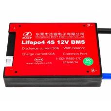 BMS плата LiFePO4 LogicPower 12V 4S 50A симметрия, LogicPower 12V 4S 50A, BMS плата LiFePO4 LogicPower 12V 4S 50A симметрия фото, продажа в Украине