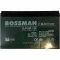 BOSSMAN 6-DZM12 E (Акумулятор BOSSMAN 6-DZM12 E для електровелосипеда (під гвинти))