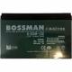 Аккумулятор BOSSMAN 6-DZM12 E для электровелосипеда (под винты), BOSSMAN 6-DZM12 E, Аккумулятор BOSSMAN 6-DZM12 E для электровелосипеда (под винты) фото, продажа в Украине