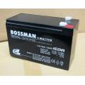 BOSSMAN 6-DZM9 (Акумулятор BOSSMAN 6-DZM9 для електровелосипеда)