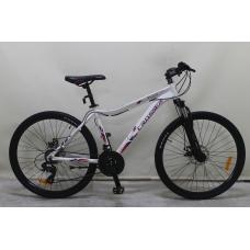 """Велосипед CROSSER Angel 26"""" (белый, горный, Shimano), CROSSER Angel 26"""", Велосипед CROSSER Angel 26"""" (белый, горный, Shimano) фото, продажа в Украине"""