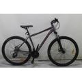 """CROSSER Grim-1 29"""" (Велосипед CROSSER Grim-1 29"""" (рама 19/21"""", серый, черный))"""