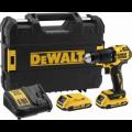 DeWALT DCD709S2T (Акумуляторний ударний дриль-шуруповерт DeWALT DCD709S2T)
