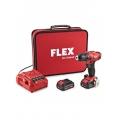 Flex DD 2G 10.8-LD SET (Акумуляторна дриль-шуруповерт Flex DD 2G 10.8-LD SET)