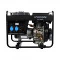 Дизельный генератор Hyundai DHY 5000L, Hyundai DHY 5000L, Дизельный генератор Hyundai DHY 5000L фото, продажа в Украине