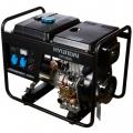 Дизельный генератор Hyundai DHY 6500L, Hyundai DHY 6500L, Дизельный генератор Hyundai DHY 6500L фото, продажа в Украине